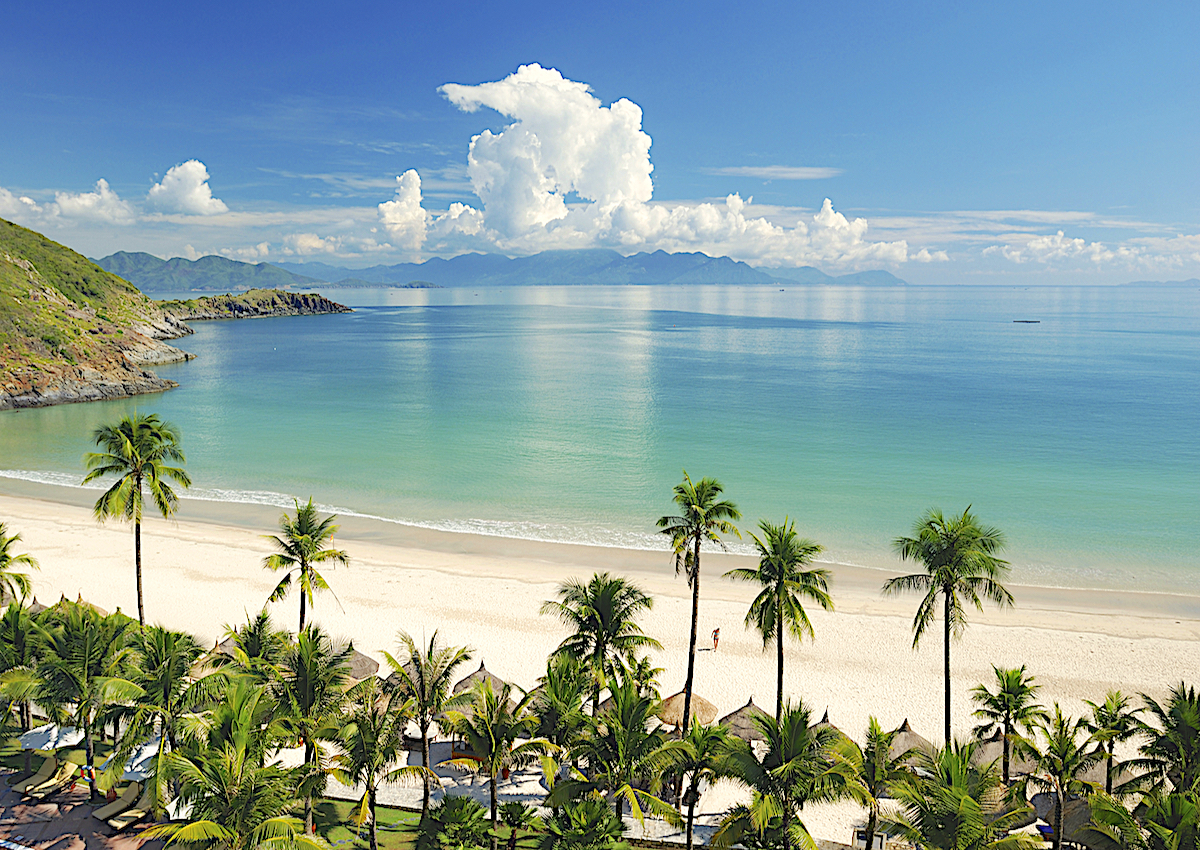 Top beaches in Vietnam include Phu Quoc, Da Nang, and Nha Trang